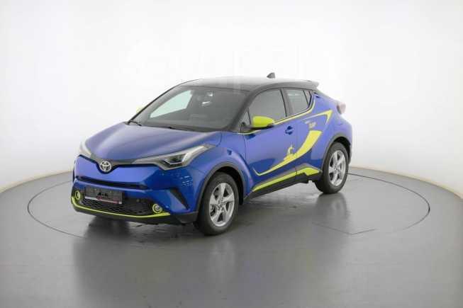 Toyota C-HR, 2018 год, 2 090 000 руб.