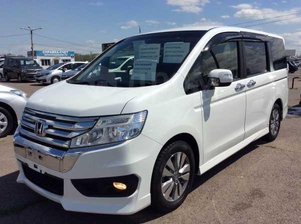 Honda Stepwgn, 2013 год, 1 057 000 руб.