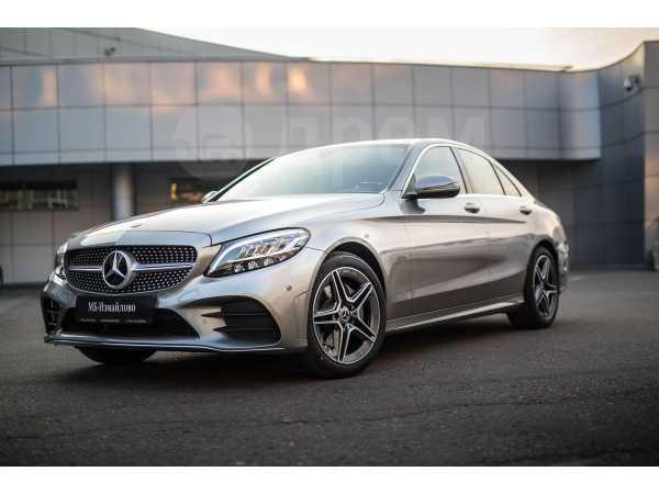 Mercedes-Benz C-Class, 2018 год, 2 993 588 руб.