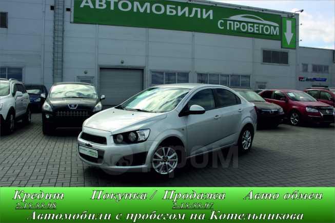 Chevrolet Aveo, 2014 год, 439 000 руб.