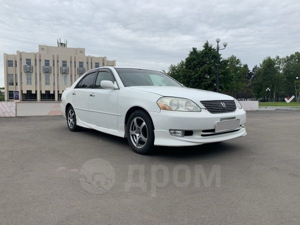 Toyota Mark II, 2002 год, 389 000 руб.