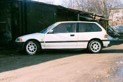 Томск Civic 1989