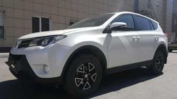 Новотроицк Toyota RAV4 2013