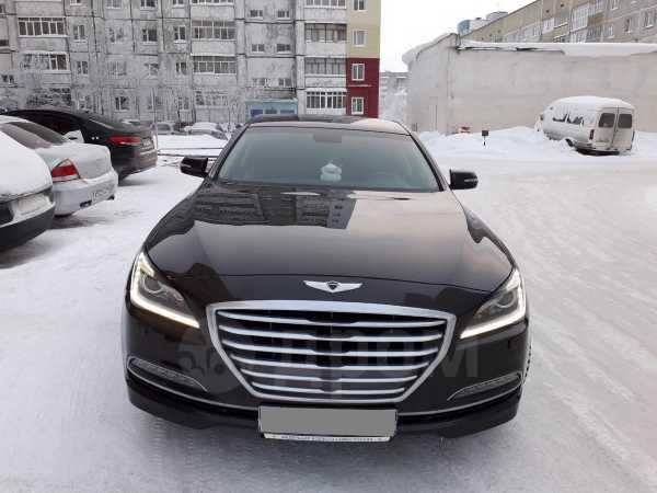 Hyundai Genesis, 2015 год, 1 550 000 руб.