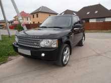 Новосибирск Range Rover 2005