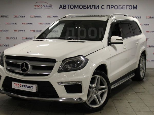 Mercedes-Benz GL-Class, 2014 год, 2 180 000 руб.