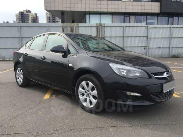 Opel Astra, 2014 год, 605 000 руб.