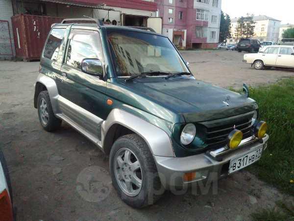 Mitsubishi Pajero Junior, 1997 год, 230 000 руб.