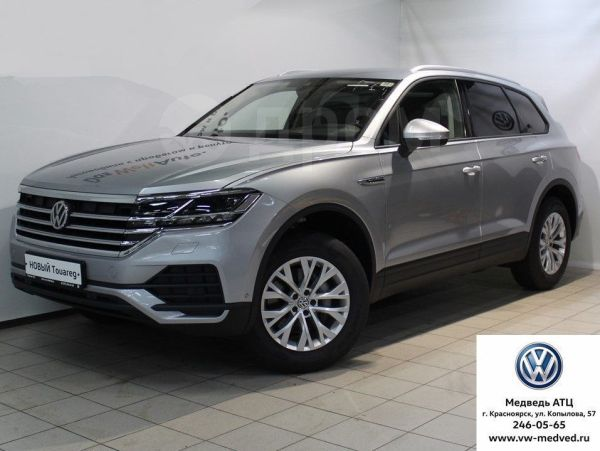 Volkswagen Touareg, 2018 год, 4 504 000 руб.