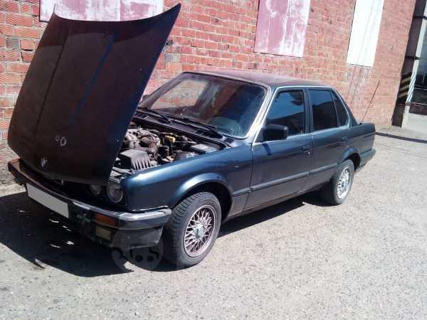 BMW 3-Series, 1989 год, 90 000 руб.