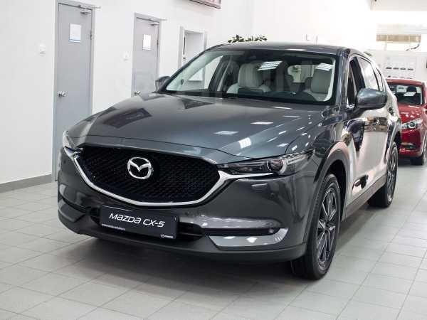 Mazda CX-5, 2018 год, 1 544 000 руб.