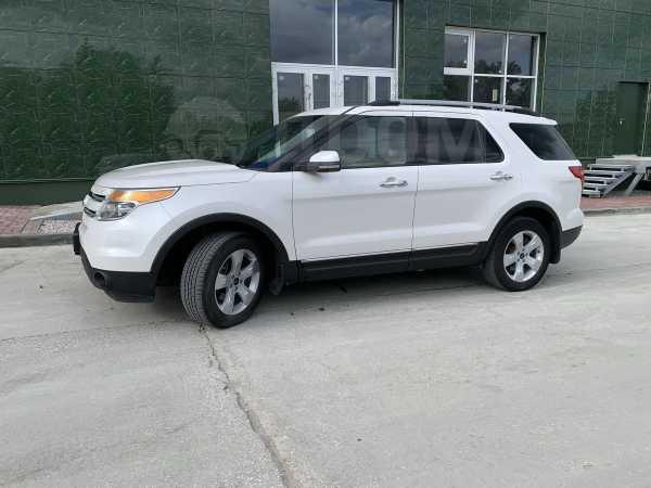 Ford Explorer, 2012 год, 1 100 000 руб.