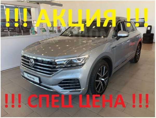 Volkswagen Touareg, 2018 год, 4 628 000 руб.