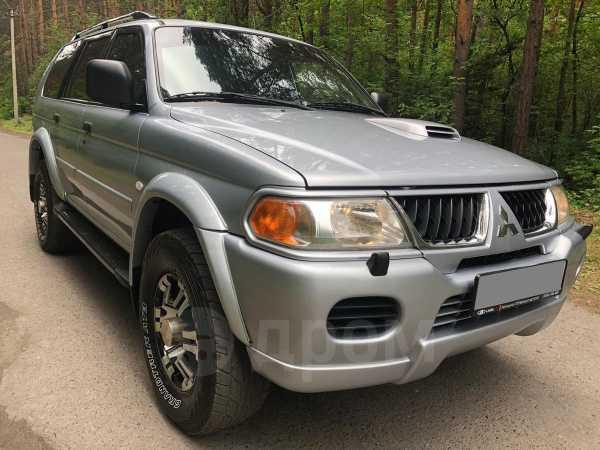 Mitsubishi Pajero Sport, 2008 год, 735 000 руб.