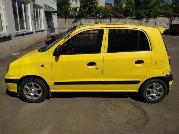 Hyundai Atos, 2000 год, 85 000 руб.