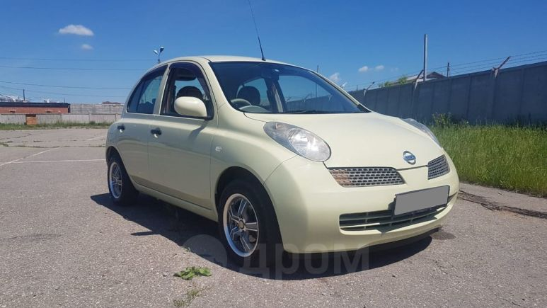 Nissan March, 2003 год, 205 000 руб.