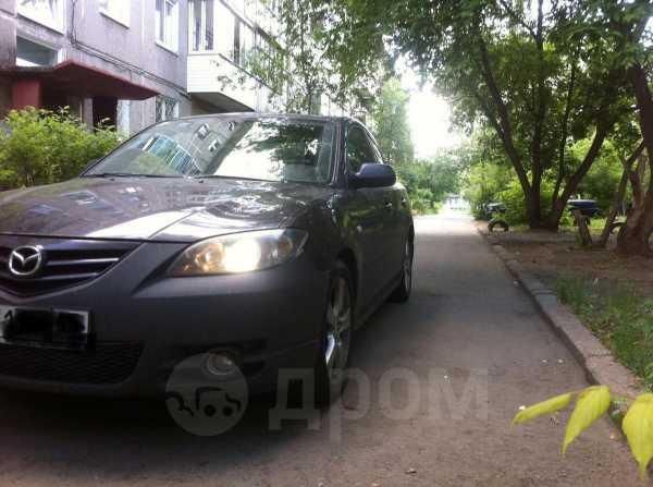 Mazda Mazda3, 2004 год, 210 000 руб.