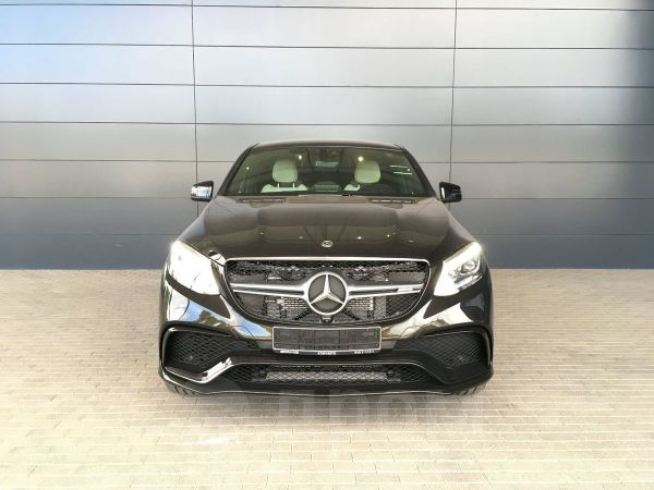 Mercedes-Benz GLE Coupe, 2018 год, 7 705 591 руб.