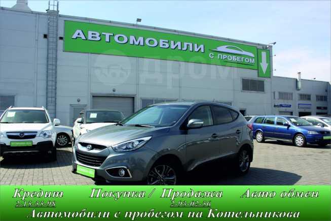Hyundai ix35, 2014 год, 1 038 000 руб.