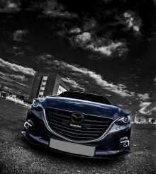 Мирный Mazda3 2013