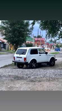 Новосибирск 4x4 2121 Нива 2015