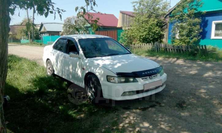 Honda Accord, 2001 год, 295 000 руб.