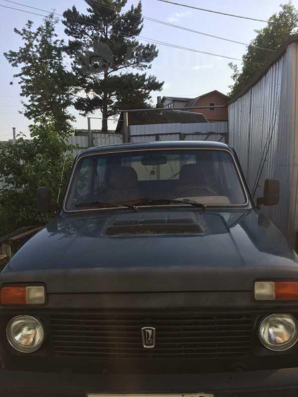 Лада 4x4 2121 Нива, 1989 год, 150 000 руб.