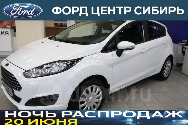 Ford Fiesta, 2018 год, 800 000 руб.