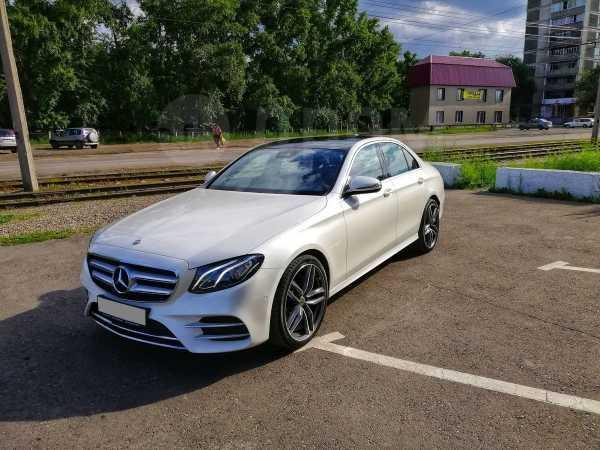 Mercedes-Benz E-Class, 2016 год, 2 850 000 руб.