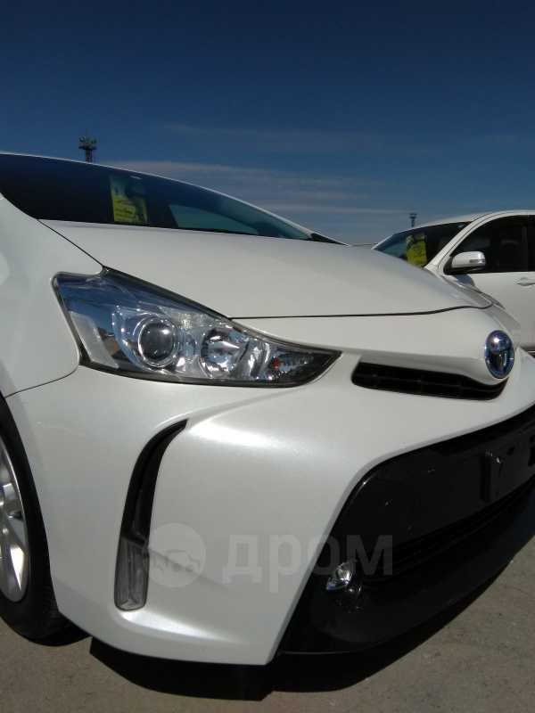 Toyota Prius a, 2014 год, 1 145 000 руб.