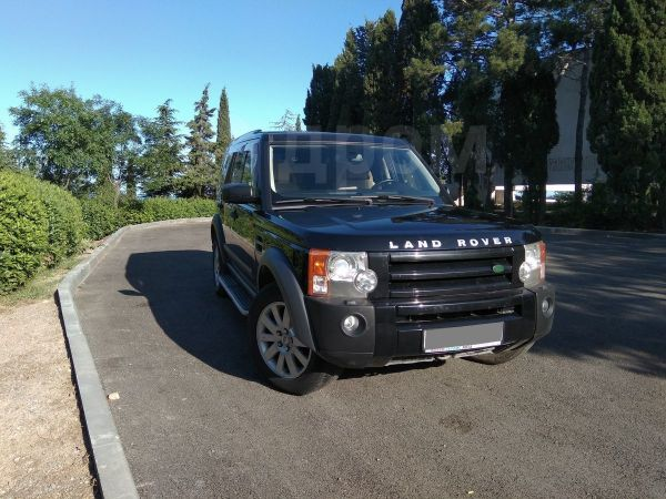 Land Rover Discovery, 2005 год, 590 000 руб.
