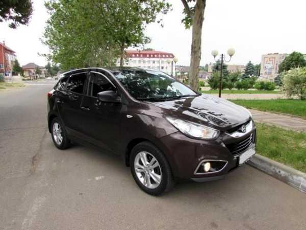 Hyundai ix35, 2010 год, 725 000 руб.