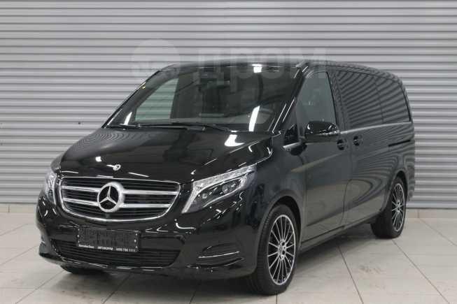 Mercedes-Benz V-Class, 2018 год, 5 649 000 руб.