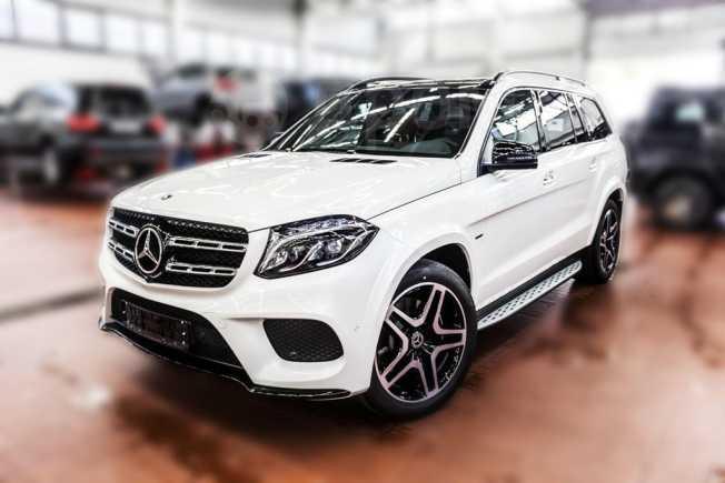 Mercedes-Benz GLS-Class, 2018 год, 4 985 206 руб.