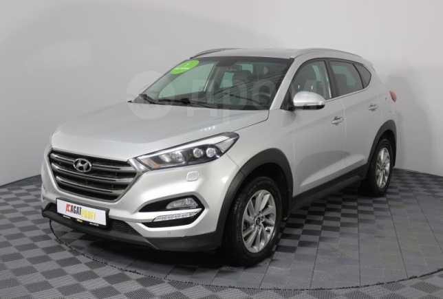 Hyundai Tucson, 2016 год, 1 410 000 руб.