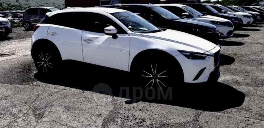 Mazda CX-3, 2015 год, 1 095 000 руб.