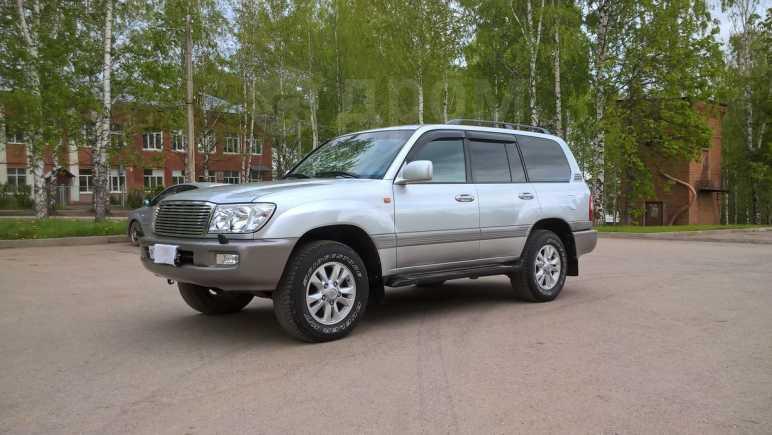 Toyota Land Cruiser, 2006 год, 1 170 000 руб.