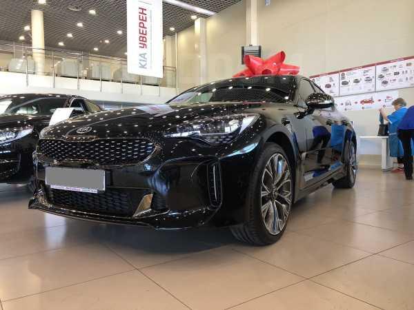Kia Stinger, 2018 год, 2 599 000 руб.