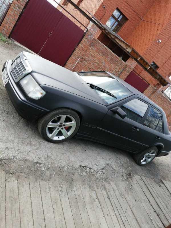 Mercedes-Benz E-Class, 1989 год, 167 000 руб.
