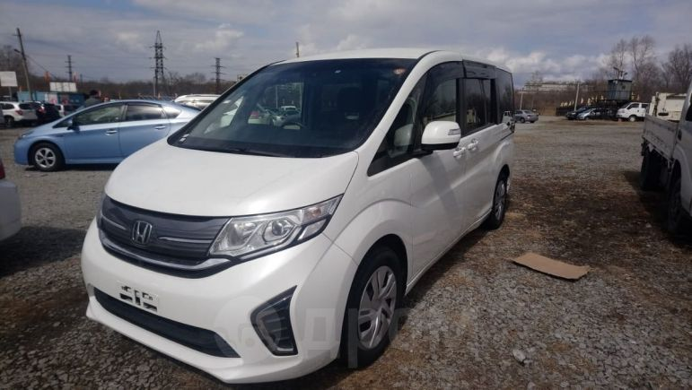 Honda Stepwgn, 2015 год, 1 249 000 руб.