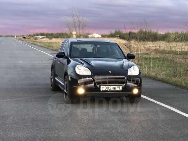 Porsche Cayenne, 2006 год, 680 000 руб.
