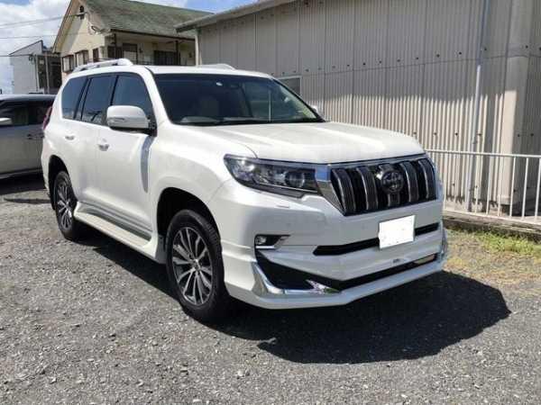 Toyota Land Cruiser Prado, 2018 год, 1 998 000 руб.