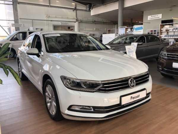Volkswagen Passat, 2018 год, 2 222 040 руб.