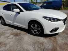 Нижневартовск Mazda3 2014