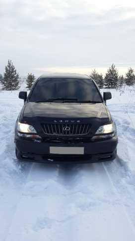 Зима RX300 1999
