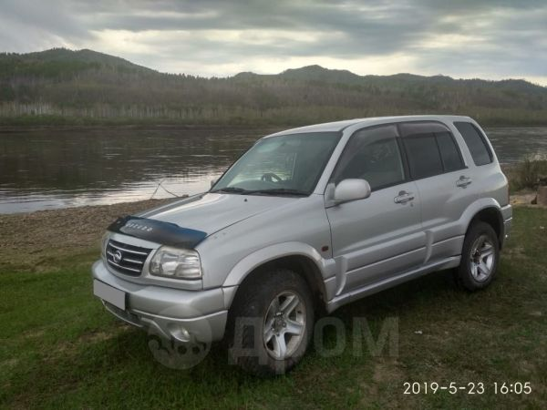 Suzuki Escudo, 2001 год, 420 000 руб.