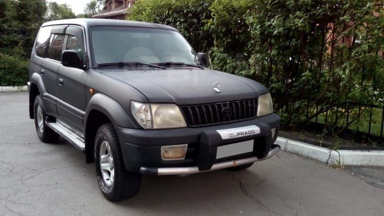 Toyota Land Cruiser Prado, 1999 год, 666 000 руб.