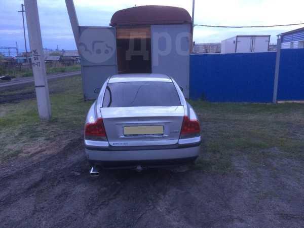 Volvo S60, 2001 год, 285 000 руб.