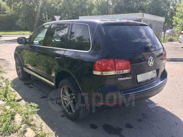 Volkswagen Touareg, 2006 год, 570 000 руб.