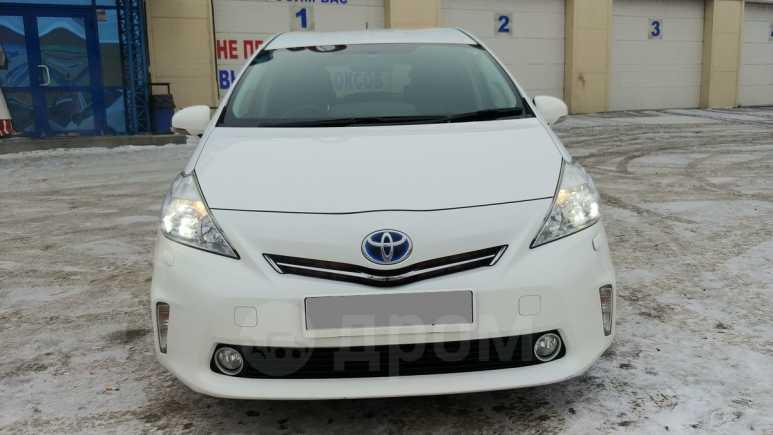 Toyota Prius a, 2012 год, 820 000 руб.